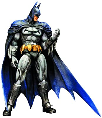 Square Enix Batman Arkham City Play Arts Kai Batman Action Figure by Square Enix