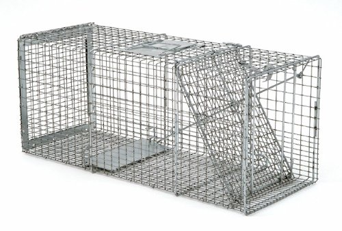 Safeguard Professional Series Model 54130 Rear Release Live Cage Trap 30