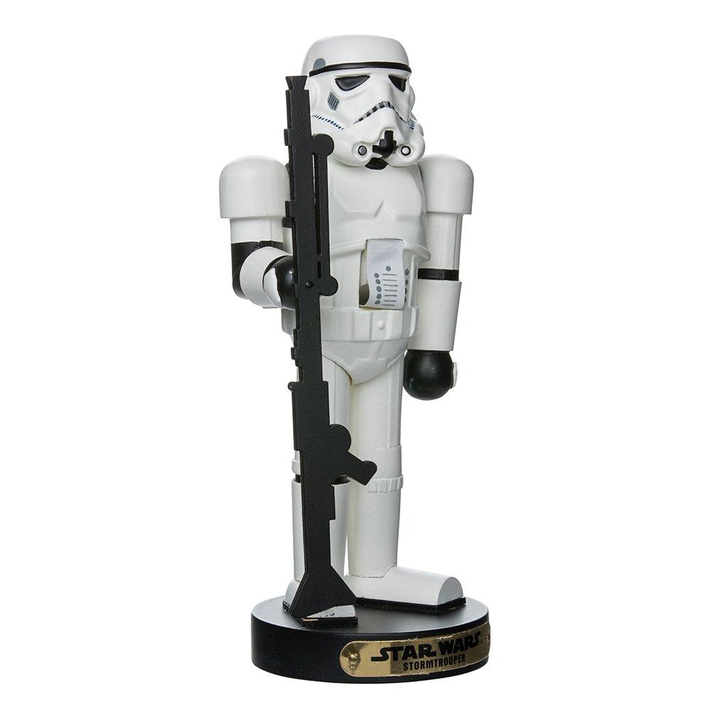 Kurt Adler SW6101L Star Wars Nutcracker, Storm Trooper, 11-Inch