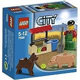 Lego City 7566  Farmer