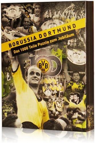 Plus Lesezeichen I Love Dortmund Borussia Dortmund Mini-Puzzle Signal Iduna Park Puzzle 80 Teile BVB