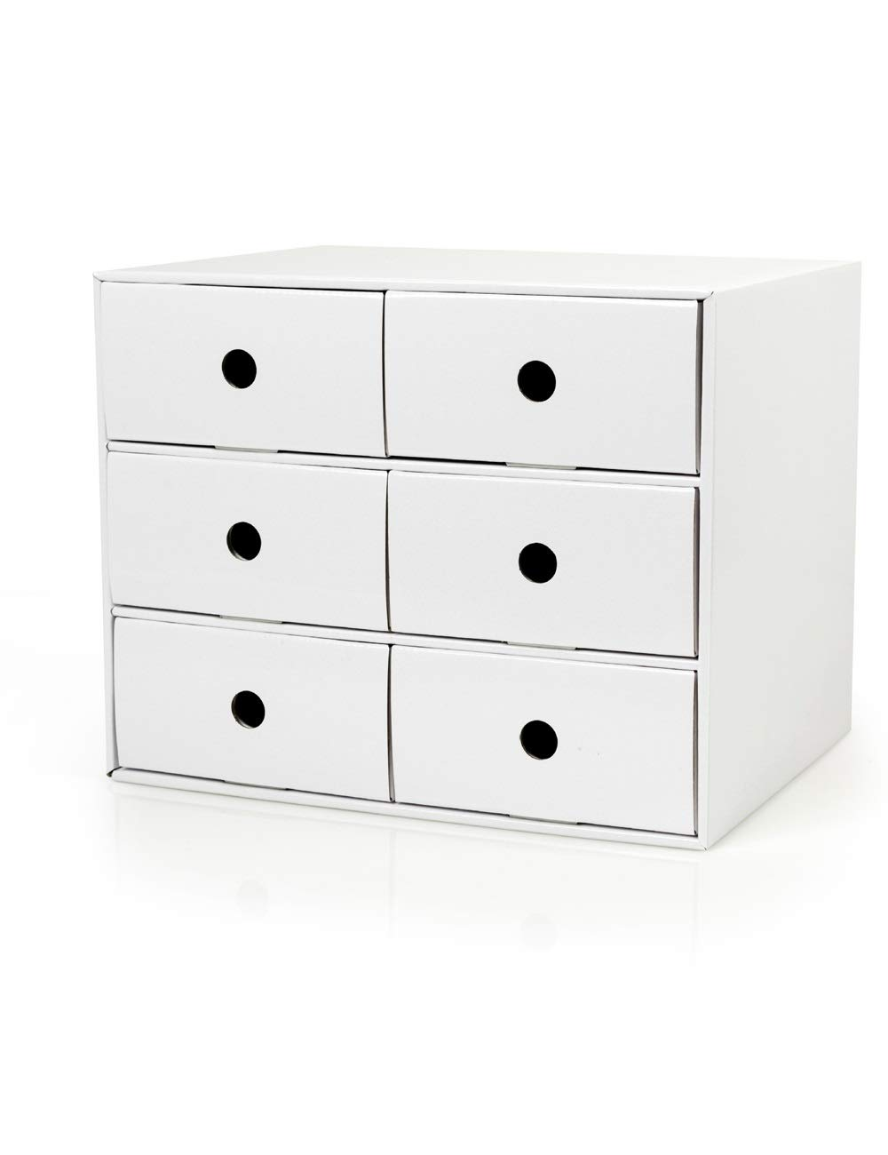 File Cabinet Drawer Moving Multi-Function Cabinet Desktop Archive Storage Manager 6 Drawers Color: White Office File Storage Cabinet Storage Box Filing cabinets