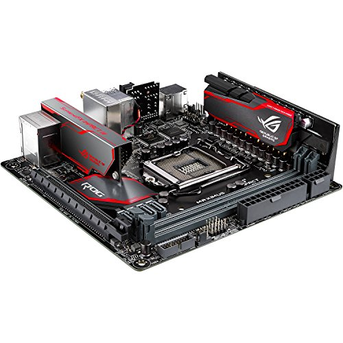 ASUS ROG MAXIMUS VIII IMPACT LGA1151 Mini ITX DDR4 Motherboards by Asus (Image #7)