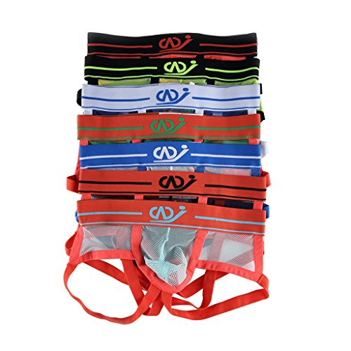 SILKWORLD Underwear Supporter Strap Boxer
