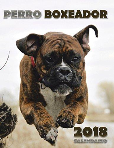 Perro Boxeador 2018 Calendario (Edicion Espana) (Spanish Edition) [Over the Wall Dogs] (Tapa Blanda)