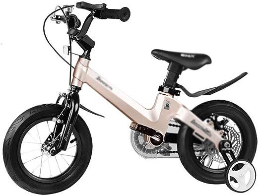 AJZGF Bicicletas niños Bicicleta for niños 2-12 años niña niño ...