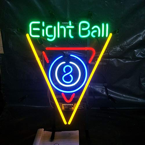 Ball Billiards Neon Sign - XPGOODUSA EIGHT BALL Billiards Neon Sign-17