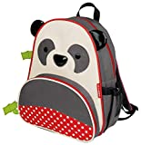Skip Hop Zoo Little Kid and Toddler Backpack, Pia Panda