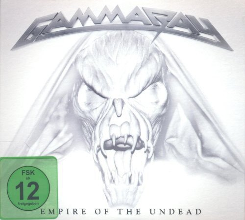 CD : Gamma Ray - Empire of the Undead
