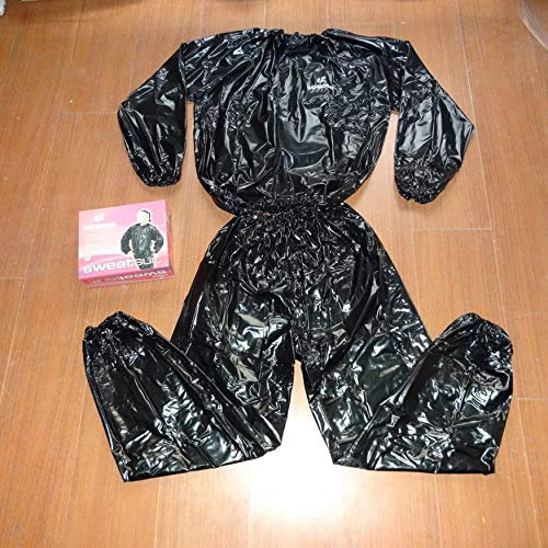 Yao PVC Sauna Anzug Anti-Rip Training Fitness