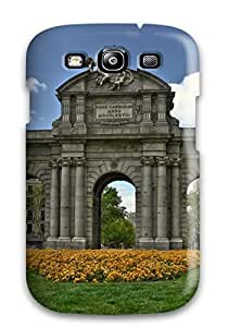 Fashion Tpu Case For Galaxy S3- Puerta De Alcal?? Defender Case Cover