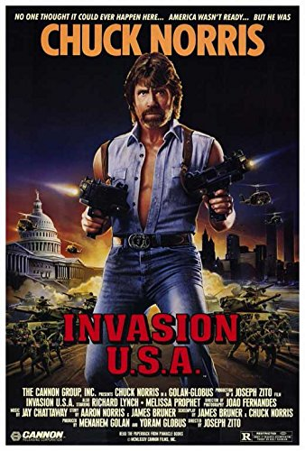 Image result for invasion usa poster