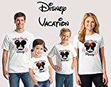 Family disney world shirts 2018, Disney Family Shirts, Matching Family Disney Shirts, Personalized Disney Shirts for Family