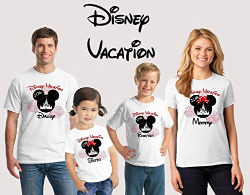 Family disney world shirts 2018, Disney Family Shirts, Matching Family Disney Shirts, Personalized Disney Shirts for Family]()