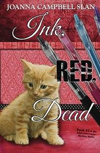 Ink, Red, Dead: Book #3 in the Kiki Lowenstein Mystery Series (Volume 3)