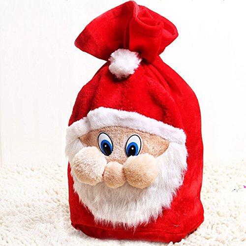 Fabric Christmas Treat Bags - 4