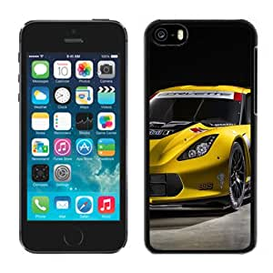 New Personalized Custom Designed For iPhone 5C Phone Case For Chevrolet Corvette C7 R 2014 Phone Case Cover