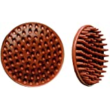 MARVY Scalp Invigorator/Shampoo Brush (2 pack)