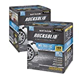 Rust-Oleum RockSolid Gunmetal Metallic Garage Floor Kit - 2 Pack