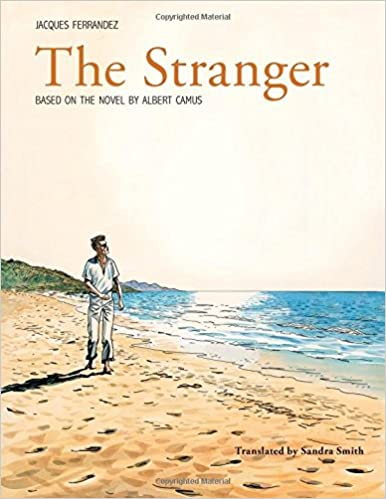 Essay on the stranger .... Please help ?!?