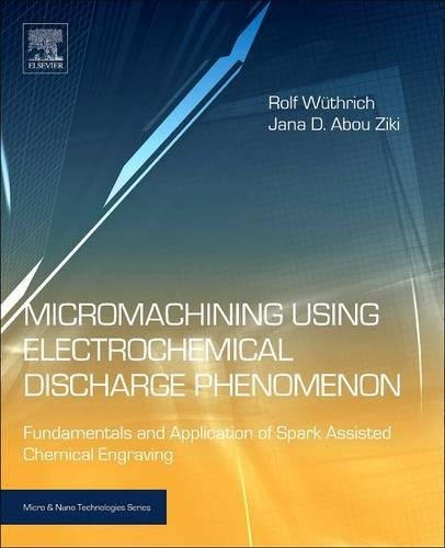 Micromachining Using Electrochemical Discharge Phenomenon, Second Edition: Fundamentals and Application of Spark Assisted Chemical Engraving (Micro and Nano Technologies) - Plasma Aspect Ratio