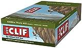 CLIF BAR - Energy Bar - Sierra Trail Mix- (2.4 Ounce Protein Bar, 12 Count)