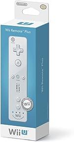 Nintendo Wii Remote Plus - White