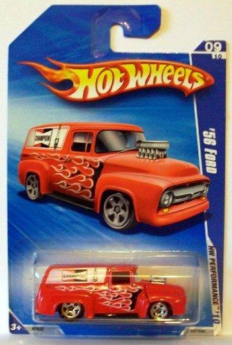 hot wheels 56 ford truck - 7