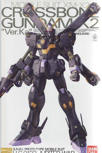 1/100 MG XM-X2 クロスボーンガンダムX2 Ver.Ka 「機動戦士クロスボーン・ガンダム」 プレミアムバンダイ限定
