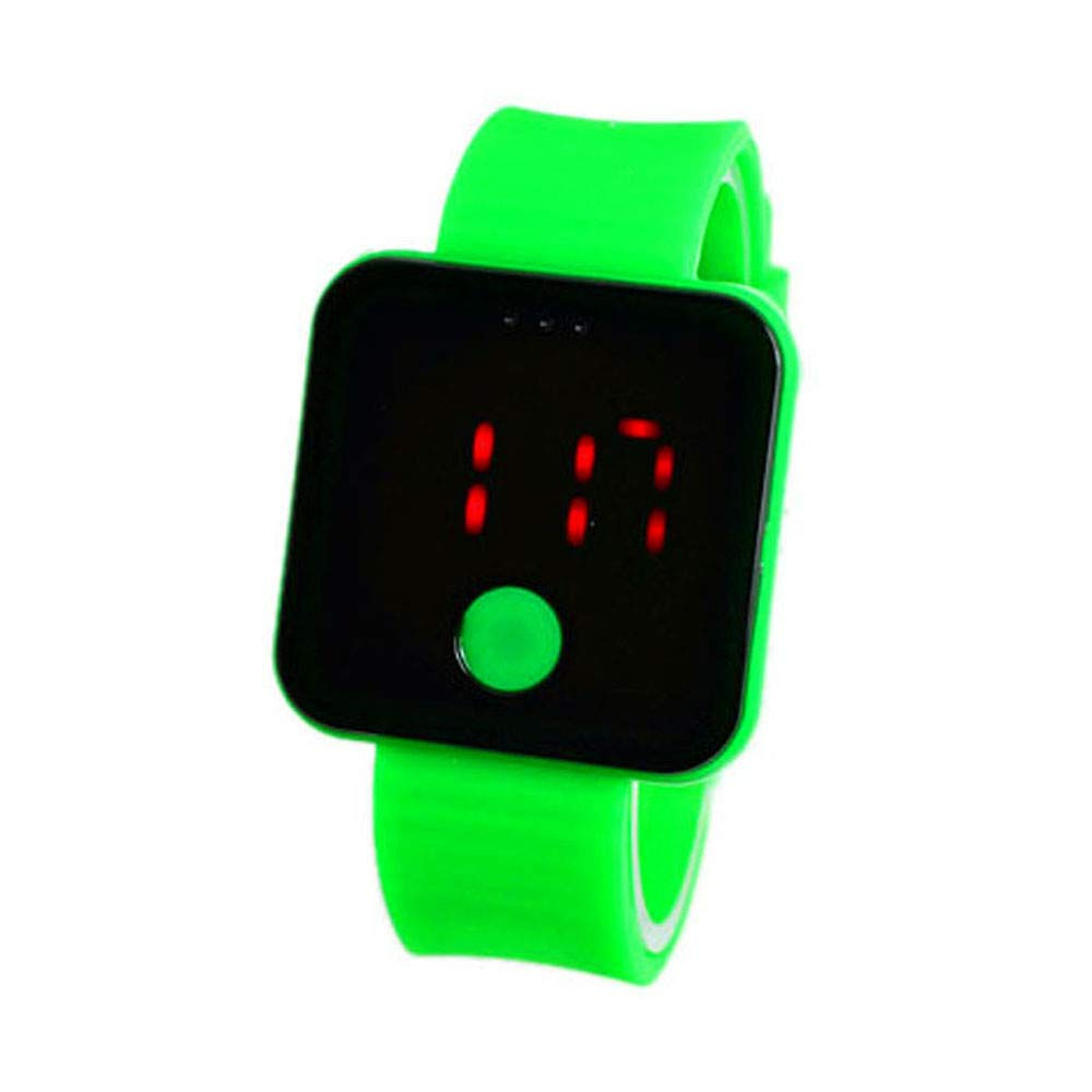 Axiba Fitness Tracker, Smart Fitness Watch, Function Sports Step Watch LED Smart Sports Watch