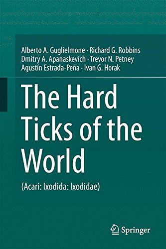 The Hard Ticks of the World: (Acari: Ixodida: Ixodidae)