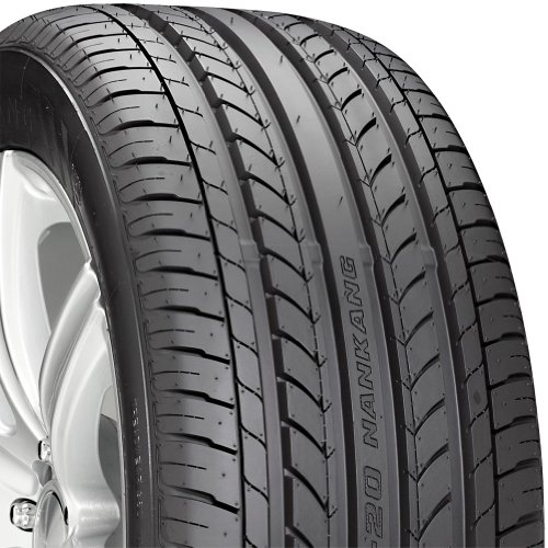 Nankang Noble Sport NS-20 All Season Radial Tire - 255/35R18 94H
