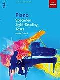 Piano Specimen Sight-Reading Tests, Grade 3