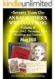 An RAF Mother's WWII Diary Blog - January 1942-December 1942 – Weddings and Farewells