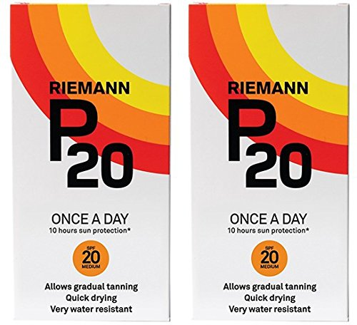 P20 Sunscreen Ingredients