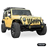oEdRo Solid Steel Fender Flares Compatible with