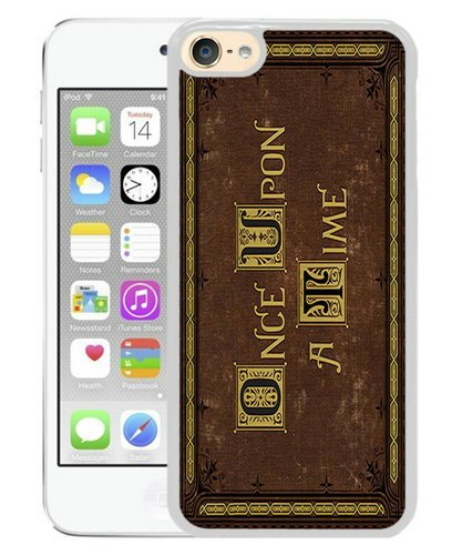 Generic HenryS Once Upon A Time White iPod Touch 6 Shell Phone Case,Beautiful Cover
