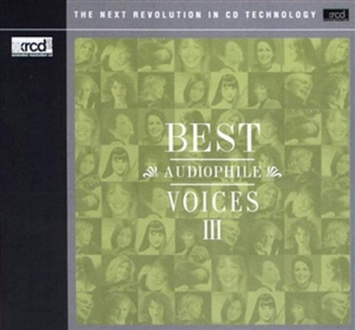 Best Audiophile Voices, Vol. 3 (Best Audiophile Voices Iii)