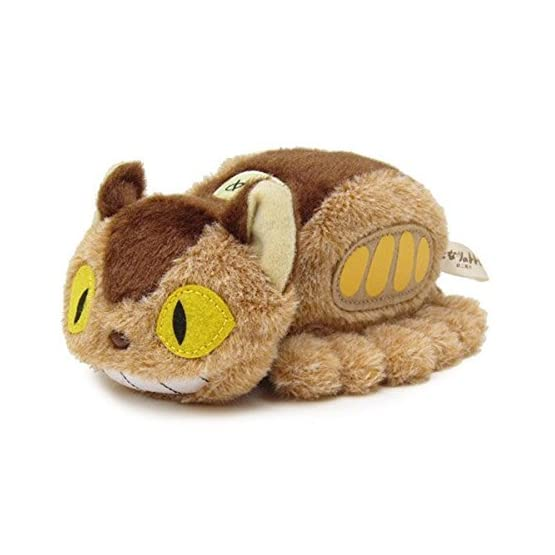 Cat Bus Plush | My Neighbor Totoro | Studio Ghibli Plush 4