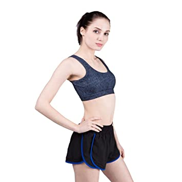 HETAO Adelgazar Summer Yoga Sports Sujetador de Fitness Sin Anillo de Acero Back Vest Running Clothes, XL Ejercicio Saludable: Amazon.es: Deportes y aire ...