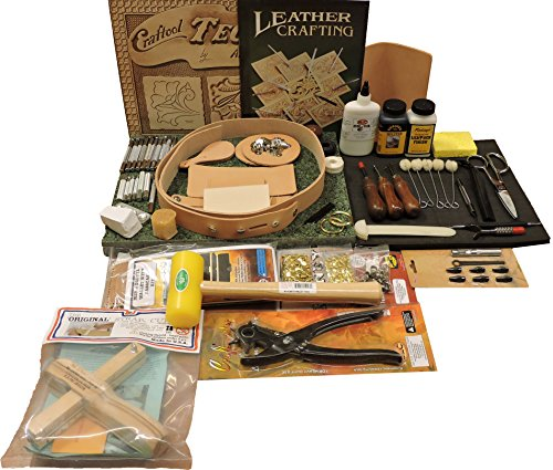 Springfield Leather Company Professional Project Set by Craftmaster