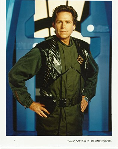 Babylon 5 Jeff Conaway 8 x 10 Photo