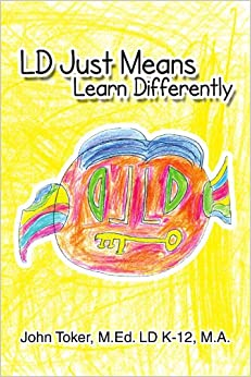 Book LD Just Means Learn Differently
