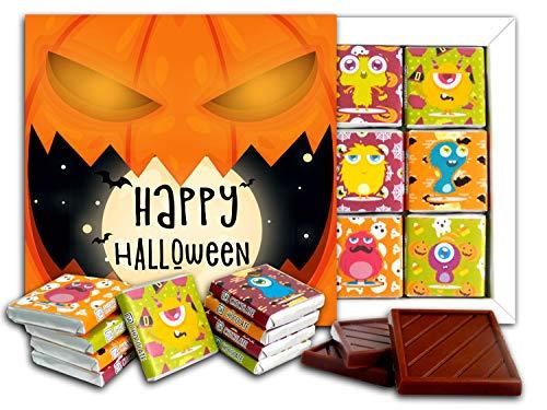 DA CHOCOLATE Candy Souvenir HALLOWEEN Chocolate Set 5x5