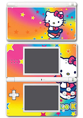 Stars Lollipop Video Game Vinyl Decal Skin Sticker Cover for Nintendo DS Lite System Console (Ds Lite Cover)