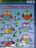 Teaching Tree Owls Classroom Helpers Educational Poster Set