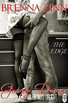Going Down (The Edge Book 3) by [Zinn, Brenna]