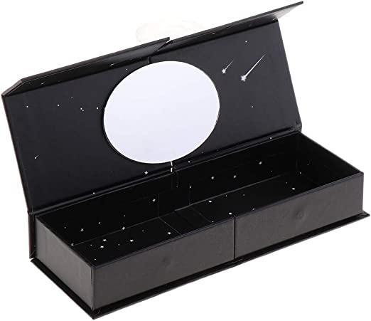 Cajas Plegables Estuche para Pluma - Mùltiples Estilos con Espejo - 02: Amazon.es: Hogar