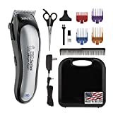 Best Dog Clippers Cordlesses - Wahl Dog/Pet Home Grooming Lithium Ion Pro-Series Rechargeable Review