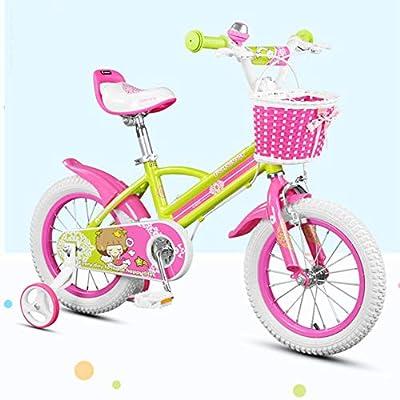 Bicicleta para niños 14 pulgadas Aleación de aluminio Princess Car ...